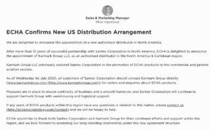 Karmark Group Acquires Distributorship